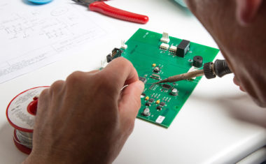 Integrating electronic systems